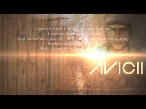 Avicii - Broken Arrows lyrics