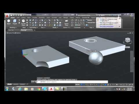 3D Modeling 08-02 Solid Model History