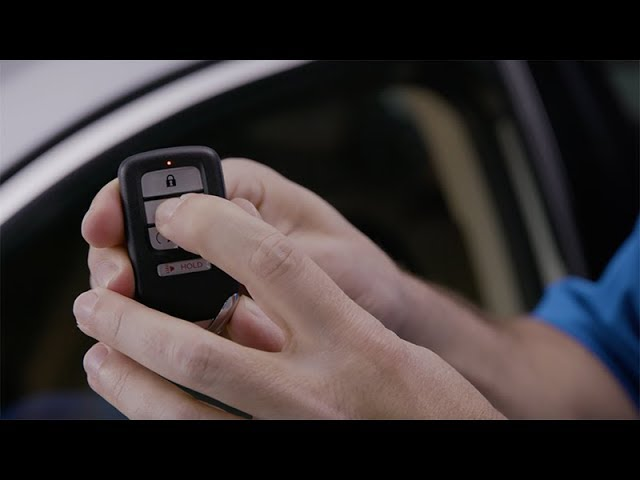 2018 Honda Accord Tips & Tricks: How to Use Remote Start with the Key Fob