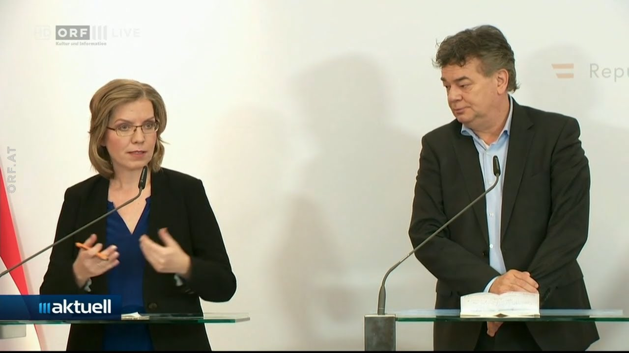 Pressekonferenz Aktuell