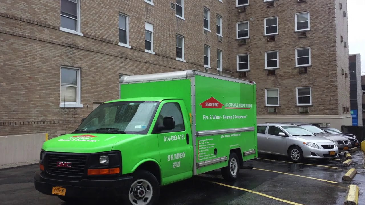 Scarsdale, NY Water, Fire & Mold Damage Cleanup and