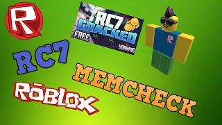 Roblox: RC7 and c00lkidd exploit [NEW]