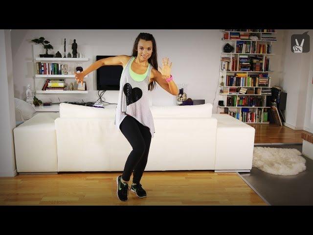 Gewichtsverlust Testimonials mit Zumba Musik