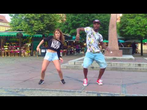 Afro Fusion By Kasia & Switch || J Martins - Dance 4 Me