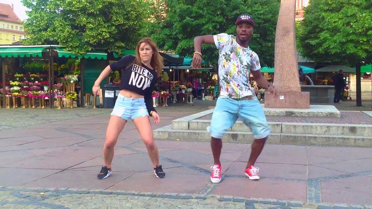 kazia teach me how to dance