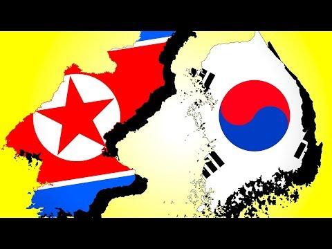 North Korea & South Korea United! | Hearts of Iron 4 [HOI4 Modern Day]