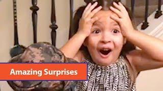 AMAZING SURPRISES