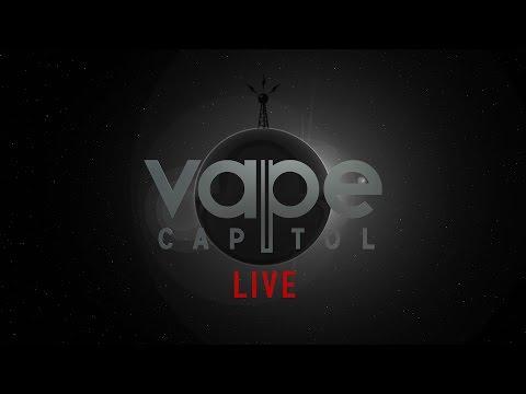 VC Live Featuring TIN Vape 11-7-2016