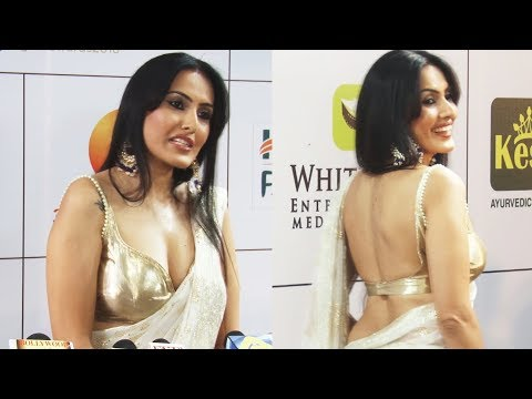 Kamya Punjabi At GOLD Awards 2018 Red Carpet thumbnail