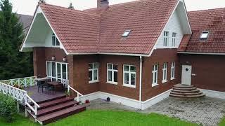 видео Загородный дом Комбинированный дом Мытищи