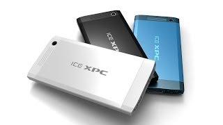 ICE xPC™ - A Modular Pocket PC