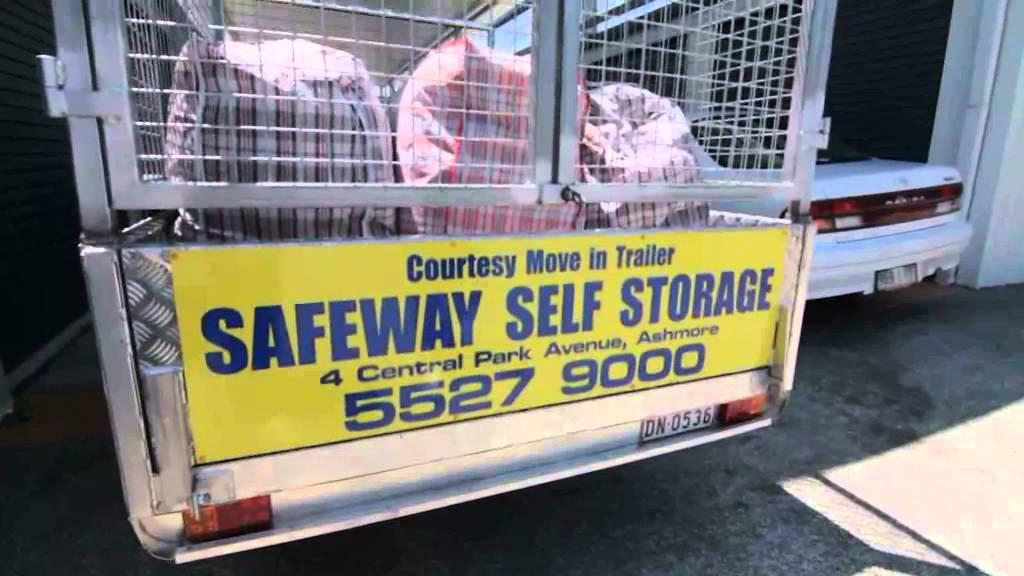 Storage Ashmore, Gold Coast Safeway Self Storage QLD