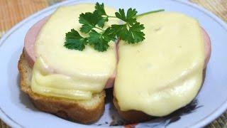 видео Бутерброды в мультиварке