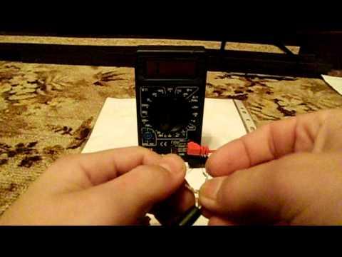 Как мерить резисторы