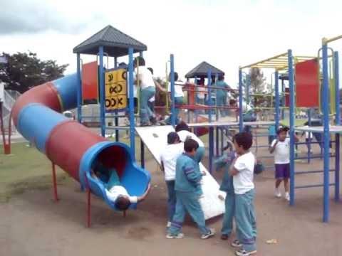 juegos para parque infantil - YouTube