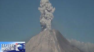 Erupsi Gunung Soputan Disertai Gempa [Sindo] [6 Januari 2016]