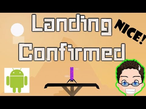 Landing Confirmed - Android Game Play and First Look
