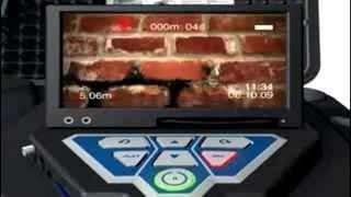 Komíny video kamera