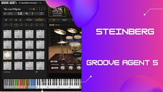 Download Video Groove Agent 5 STEINBERG (V1) [TUTO MAO GUITARE] MP3 3GP MP4