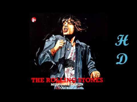 Rolling Stones - Midnight Rambler (Studio 1969) (HD)