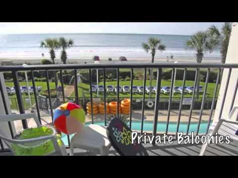 Experience Grande Shores Ocean Resort