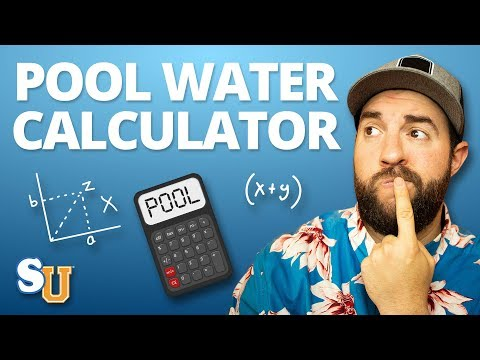 How Much WATER Does Your POOL Hold? | Swim University