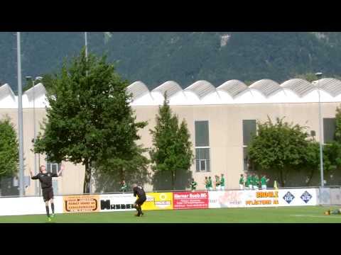 u16 Celtic v Grasshopper Club Zürich - second half - 260713