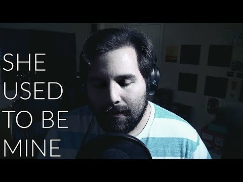 She Used To Be Mine (Waitress) - Male Cover by Caleb Hyles