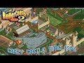 RollerCoaster Tycoon 2: Crazy Castle Timelapse