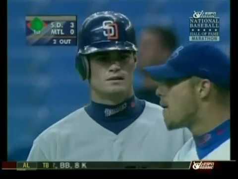 8/6/99 Padres at Expos