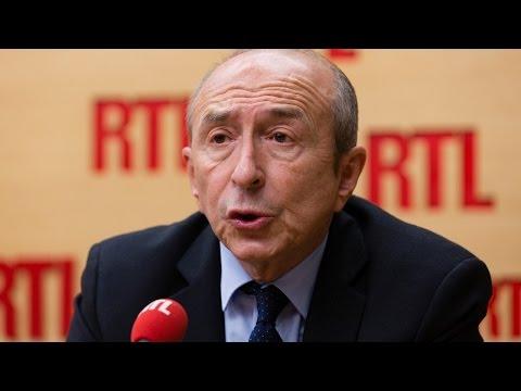 Gérard Collomb, invité de RTL, vendredi 19 mai
