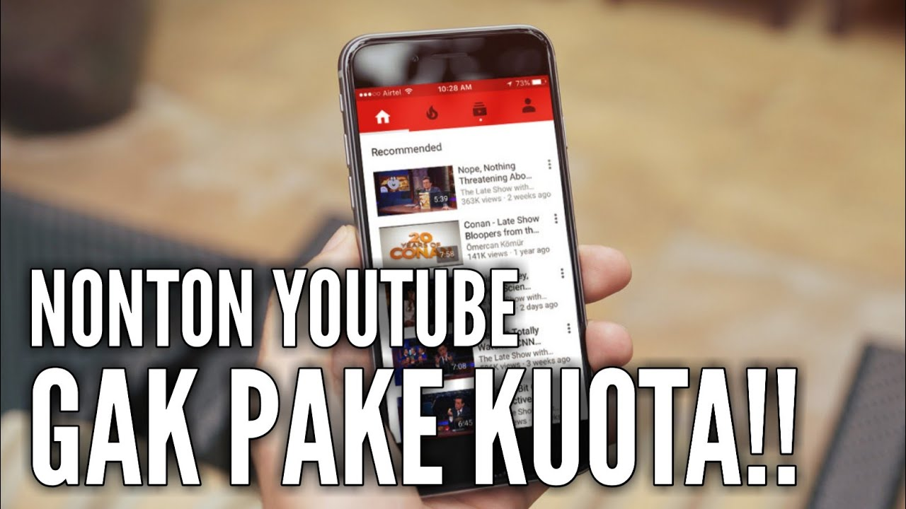 Cara Nonton Youtube Gratis Tanpa Kuota Terbaru Youtube