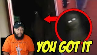 12 Scary Videos Only for the Brave AMONG US! LIVE REACTION