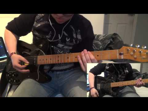 Decode - Paramore Guitar Cover (HD) + Chords