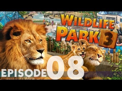 Let's Play Wildlife Park 3 (English) -Episode 08- Sea Lion Frenzy! (Part 01) (Campaign Gameplay)