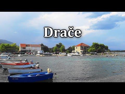 Drače Pelješac Croatia  4K
