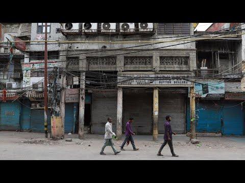 Coronavirus - Covid-19: Ruée dans les magasins en Inde avant un confinement de 3 semaines