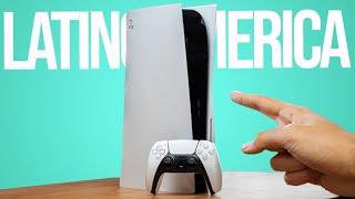 Fui a COMPRAR la Playstation 5 en Latino América