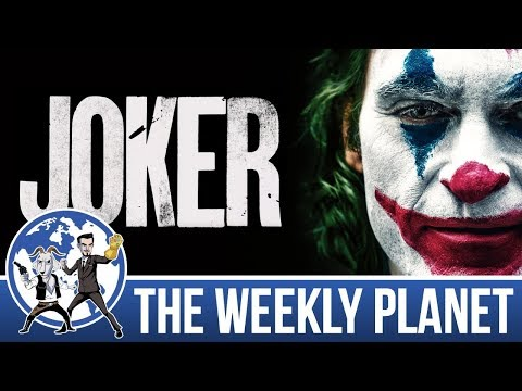 Joker Spoiler Review - The Weekly Planet Podcast