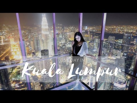 One Day in Kuala Lumpur | Travel Diary 2017 | by @mariethuy