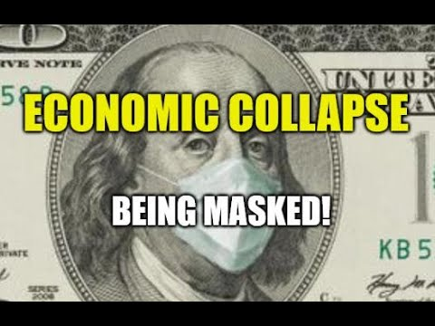ECONOMIC COLLAPSE BEING MASKED, SILVER TO DOW JONES ALERT, STIMULUS CHECKS, DEBT SLAVE NATION