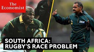 South Africa: rugby's race problem | The Economist