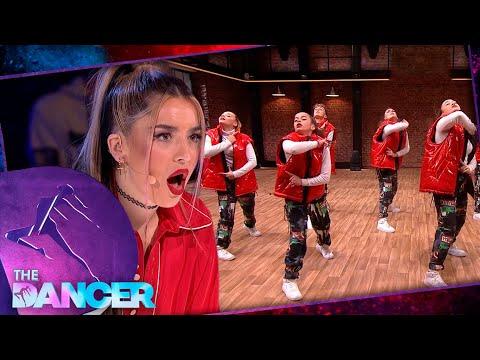 Estos NIÑOS impresionan con su explosiva coreografía de URBANO   Audiciones 05   The Dancer