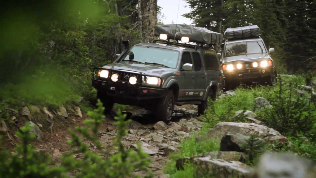 Expedition Overland and Toyota - YouTube