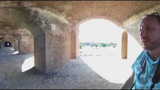 360 Tour Of Fort Jefferson