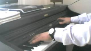 Eddie Grant - I dont wanna dance (piano cover)