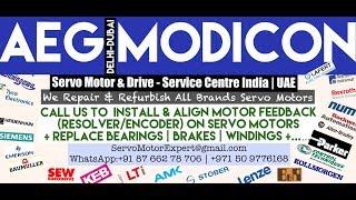 AEG Modicon Servo Motor Repair Drive Encoder Stock Repair UAE Dubai Arab Oman ARAB
