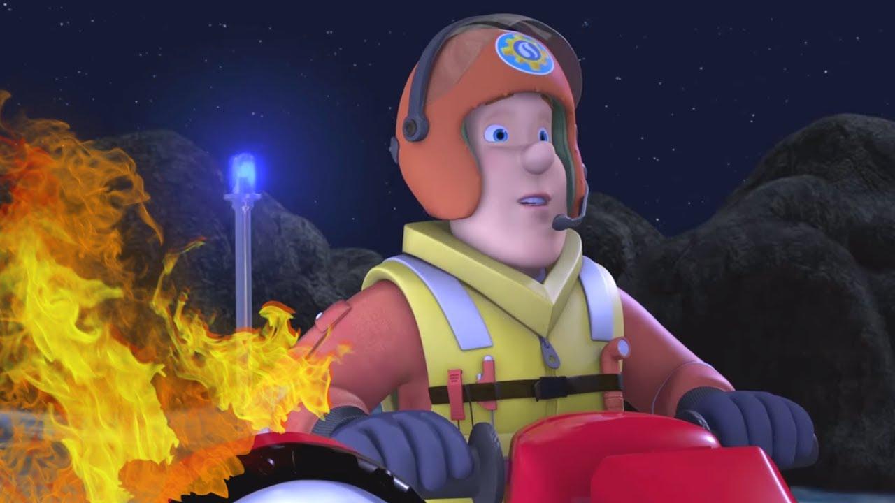 Sam il pompiere ⭐ la moto d acqua di sam è super veloce