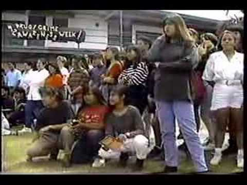 Guam Cable News - JFK HS K-9 Demonstration