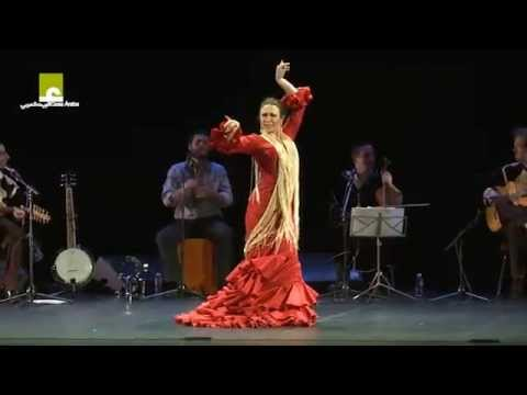 I Simposio internacional de flamenco y música árabe. Concierto de Chekara